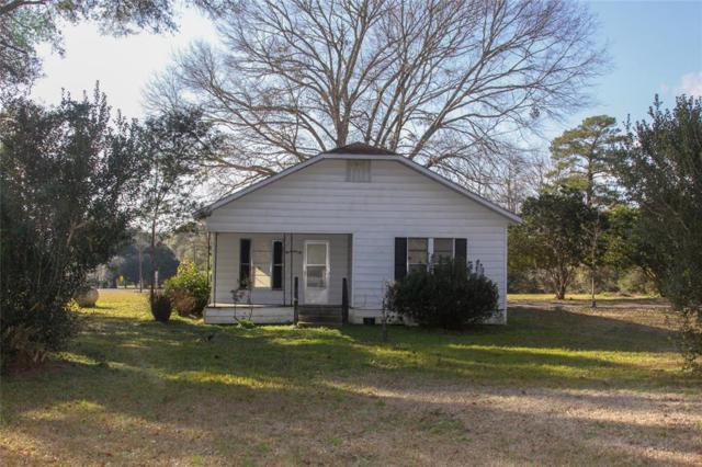 193 County Road 2095, Burkeville, TX 75932 (MLS #22668465) :: Texas Home Shop Realty