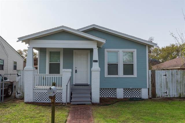5017 Avenue O 1/2, Galveston, TX 77551 (MLS #22680835) :: The Sansone Group