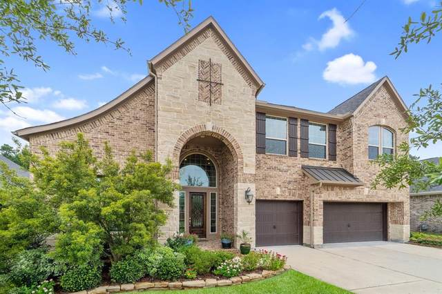 4111 Flagstone Pine Lane, Spring, TX 77386 (MLS #22683913) :: Green Residential