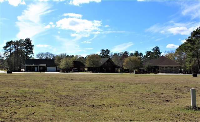 23 Wildwood Lake Drive, Huntsville, TX 77340 (MLS #22691712) :: The Heyl Group at Keller Williams