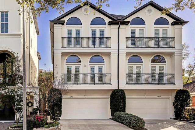 1307 W Bell, Houston, TX 77019 (MLS #22697681) :: Texas Home Shop Realty
