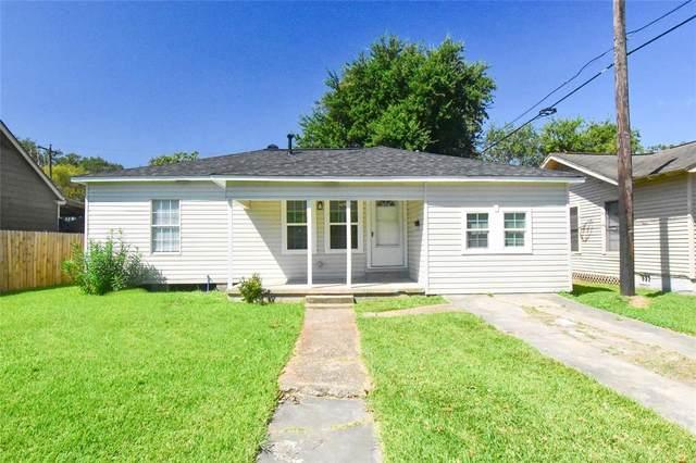 209 Westway Street, Houston, TX 77547 (MLS #2270359) :: The Home Branch