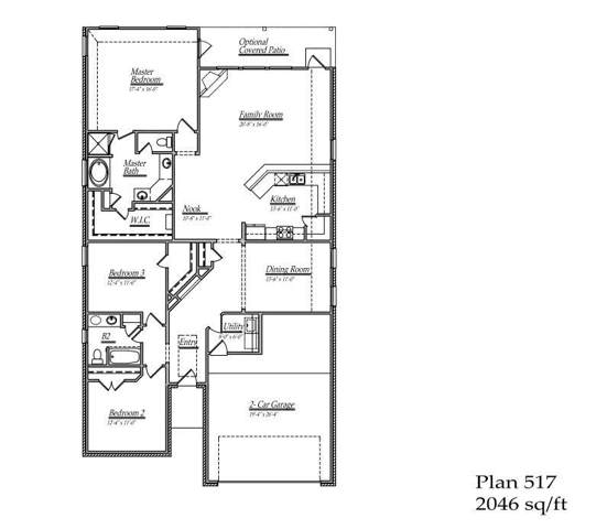 23610 Batesville Court, Katy, TX 77493 (MLS #22720100) :: The Bly Team