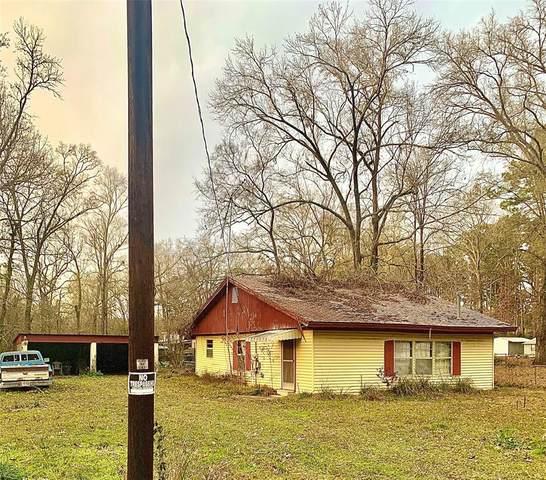 176 Popher Creek Circle, Zavalla, TX 75980 (MLS #22720524) :: Caskey Realty