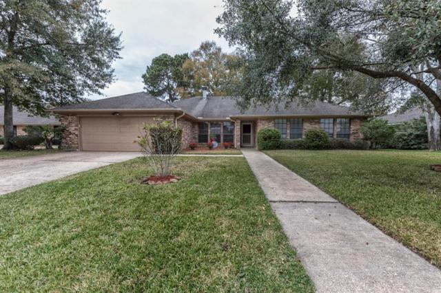 6920 Shanahan Drive, Beaumont, TX 77706 (MLS #22726039) :: Connect Realty