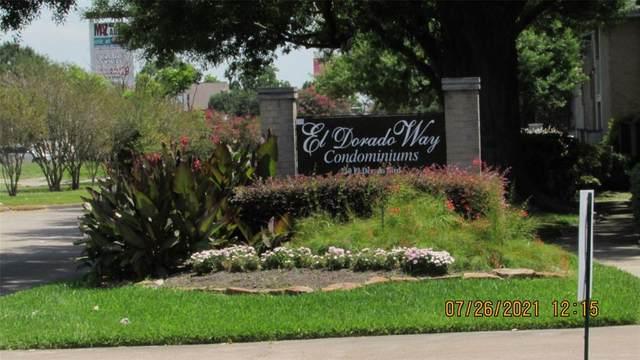 250 El Dorado Boulevard #119, Houston, TX 77598 (MLS #22730167) :: The SOLD by George Team