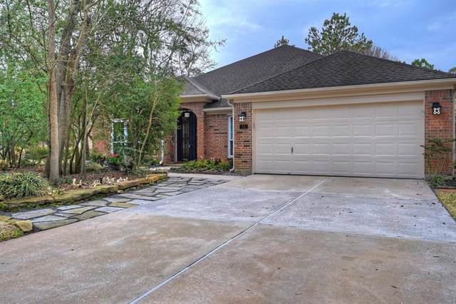 25 Summer Court, Spring, TX 77381 (MLS #22744780) :: My BCS Home Real Estate Group