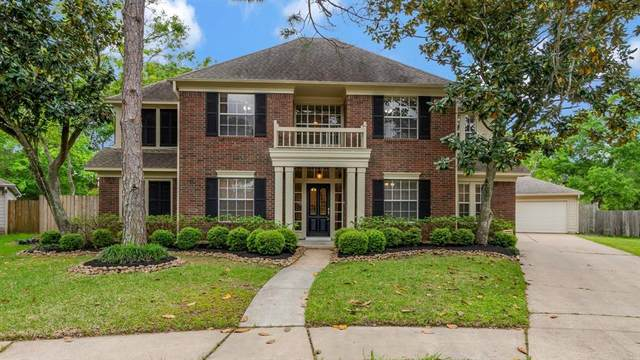 15906 Meadowside Drive, Houston, TX 77062 (MLS #22748453) :: The Home Branch