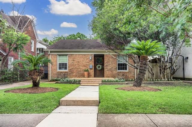 1647 Castle Court, Houston, TX 77006 (MLS #22752778) :: Green Residential