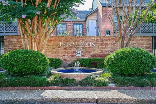 2829 Timmons Lane #117, Houston, TX 77027 (MLS #22757125) :: Green Residential