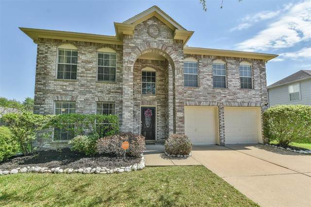 9218 Strathmill Court, Houston, TX 77095 (MLS #22761045) :: Bray Real Estate Group