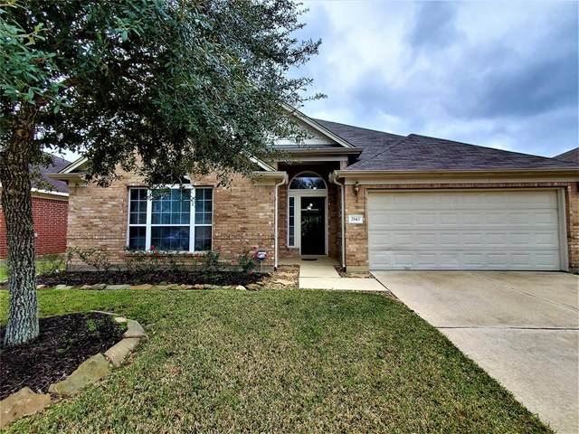 2943 Westerfield Lane, Houston, TX 77084 (MLS #22761412) :: The Freund Group