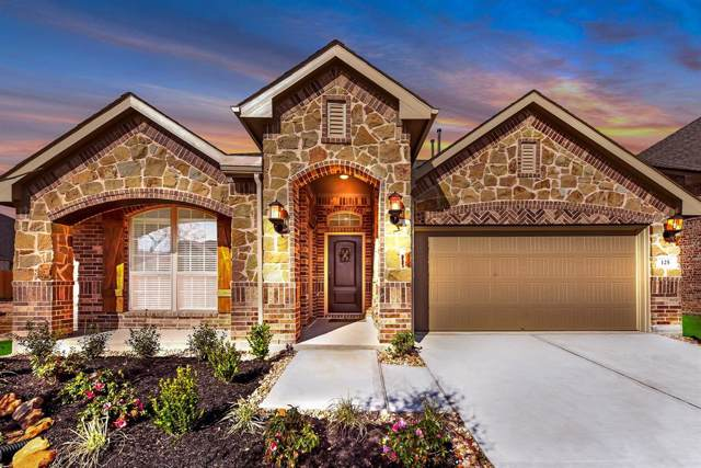 125 South Bearkat Ct Court, Montgomery, TX 77316 (MLS #22780211) :: The Jill Smith Team