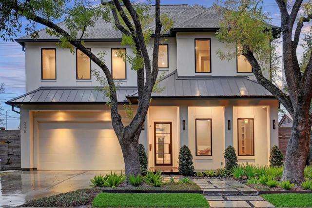 3778 Childress Street, Houston, TX 77005 (MLS #22784224) :: The Kevin Allen Jones Home Team