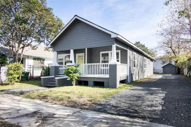 211 Norwood Street, Houston, TX 77011 (MLS #22785384) :: Christy Buck Team