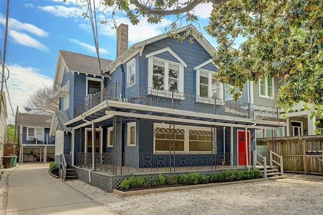 210 Marshall Street #4, Houston, TX 77006 (#22801960) :: ORO Realty