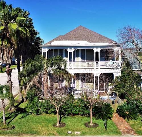 1928 Avenue O, Galveston, TX 77550 (MLS #22805744) :: Caskey Realty