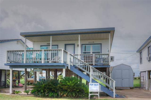206 Surf Drive, Surfside Beach, TX 77541 (MLS #22813443) :: Caskey Realty
