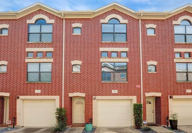 648 Westcross Street #102, Houston, TX 77018 (MLS #22820360) :: The Lugo Group