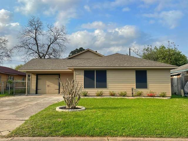 2503 15th Street, Galena Park, TX 77547 (MLS #22832916) :: The Home Branch
