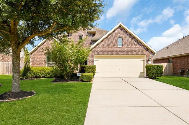 4950 Ivory Meadows Lane, Houston, TX 77084 (MLS #22833482) :: All Cities USA Realty