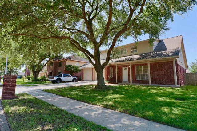 6015 Dee Drive, Pasadena, TX 77505 (MLS #22850179) :: The Heyl Group at Keller Williams