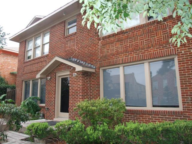 609 & 611 W Polk Street, Houston, TX 77019 (MLS #22851861) :: Giorgi Real Estate Group