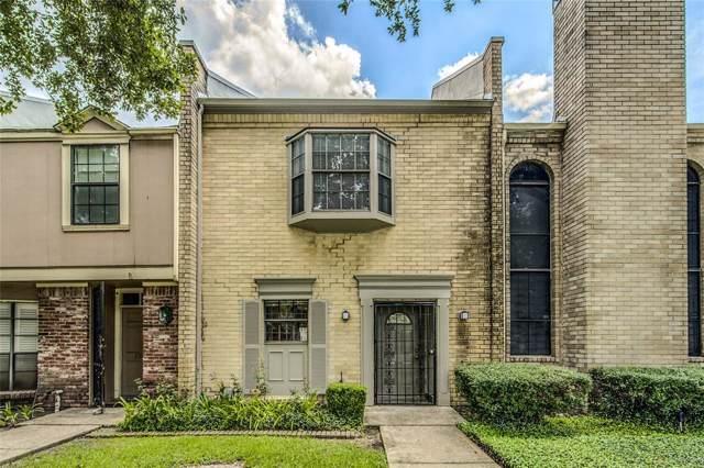 7905 Knight Road, Houston, TX 77054 (MLS #22860928) :: Giorgi Real Estate Group