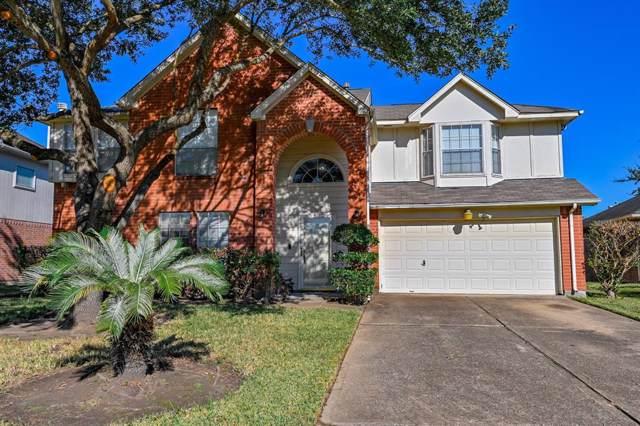 910 Heathcliff Drive, Missouri City, TX 77489 (MLS #22861558) :: The Home Branch