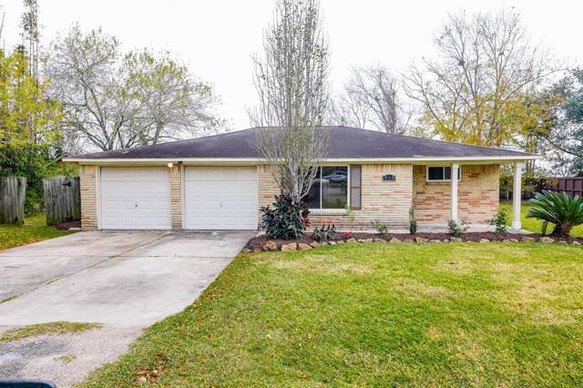 913 Vivian Street, Kemah, TX 77565 (MLS #22864414) :: The SOLD by George Team