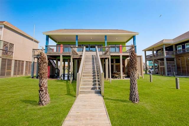 1126 Blue Water Drive, Crystal Beach, TX 77650 (MLS #22867605) :: Guevara Backman