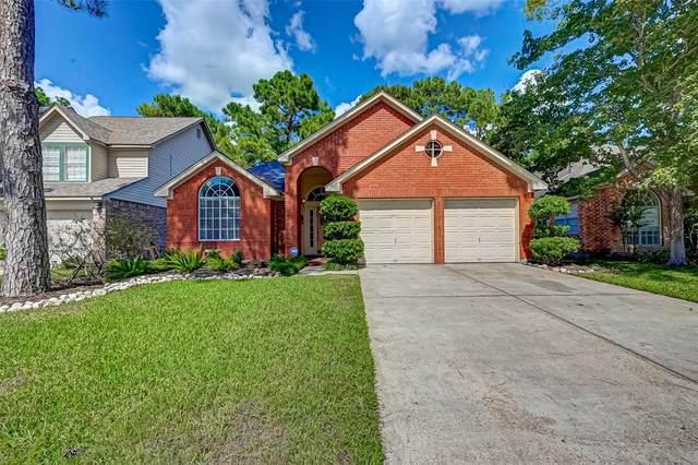 8323 Lake Crystal Drive, Houston, TX 77095 (MLS #22881334) :: Parodi Group Real Estate