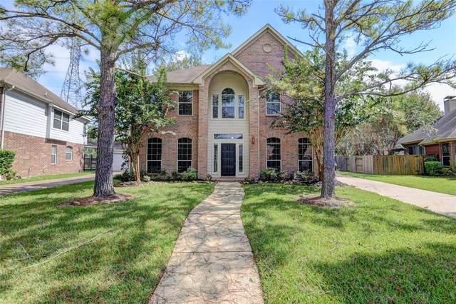 4111 Ridgepoint Drive Drive, Pearland, TX 77584 (MLS #22883877) :: The Wendy Sherman Team