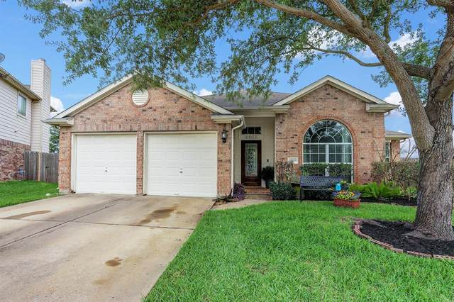 6803 Misty Morning Trace, Richmond, TX 77407 (MLS #22894606) :: The Heyl Group at Keller Williams
