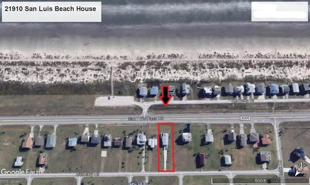 21910 San Luis Pass Road, Galveston, TX 77554 (MLS #22894986) :: The SOLD by George Team