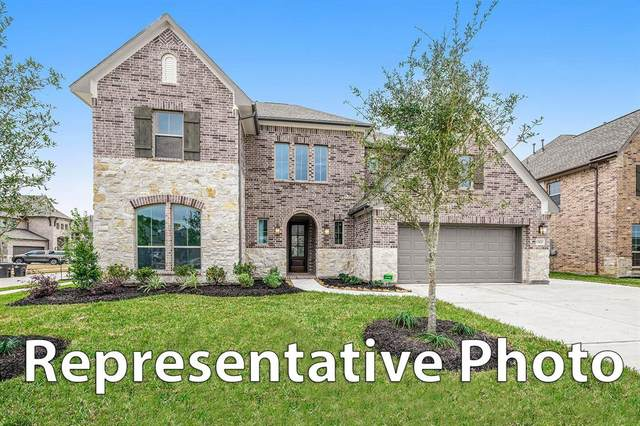 9014 Bright Harbor Drive, Cypress, TX 77433 (MLS #22902259) :: The Lugo Group