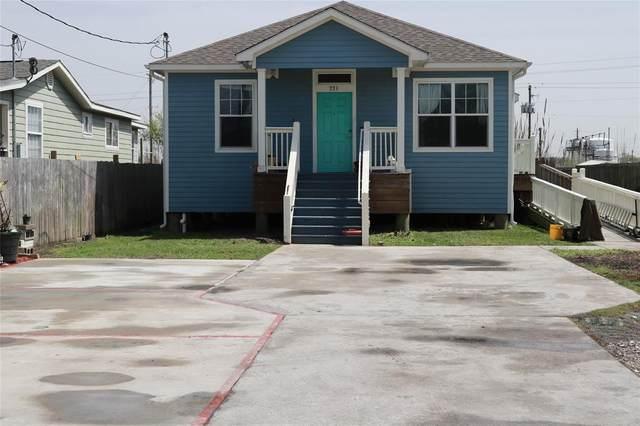 771 10th Street, San Leon, TX 77539 (MLS #2291756) :: The Sansone Group