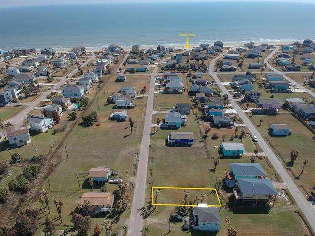 Lot 61-2 Surf, Galveston, TX 77554 (MLS #22918264) :: The Home Branch