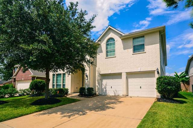 12607 Sky Springs Lane, Pearland, TX 77584 (MLS #2292382) :: Texas Home Shop Realty