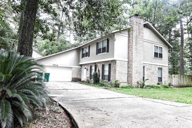 2014 E Lacey Oak Circle, The Woodlands, TX 77380 (MLS #22929667) :: The Home Branch