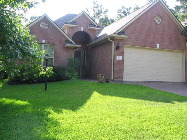 350 Creekwood Drive, Montgomery, TX 77356 (MLS #22933020) :: The Home Branch