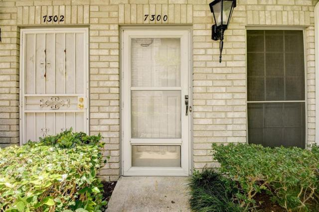 7300 Regency Square Court, Houston, TX 77036 (MLS #22935574) :: The SOLD by George Team