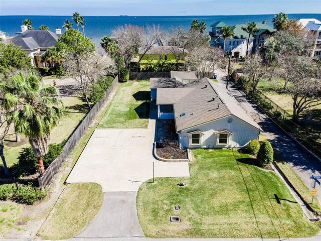 909 Kipp Avenue, Kemah, TX 77565 (MLS #2293832) :: The Bly Team