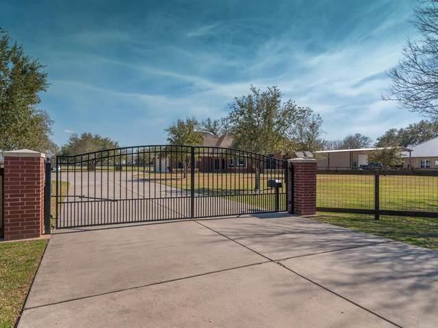 7411 Pearson Road, Santa Fe, TX 77517 (MLS #22938760) :: The SOLD by George Team