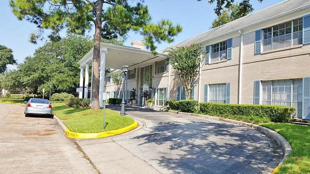 2600 Bellefontaine Street D18, Houston, TX 77025 (MLS #22939261) :: The SOLD by George Team