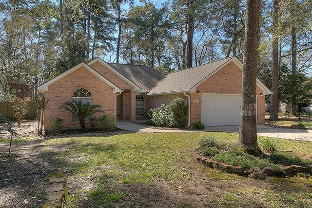 116 Park Circle, Conroe, TX 77356 (MLS #22949995) :: The Home Branch