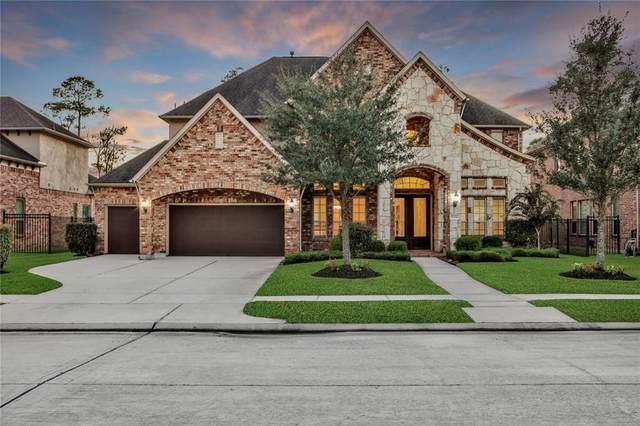 8314 Caroline Ridge Drive, Humble, TX 77396 (MLS #22955262) :: Caskey Realty