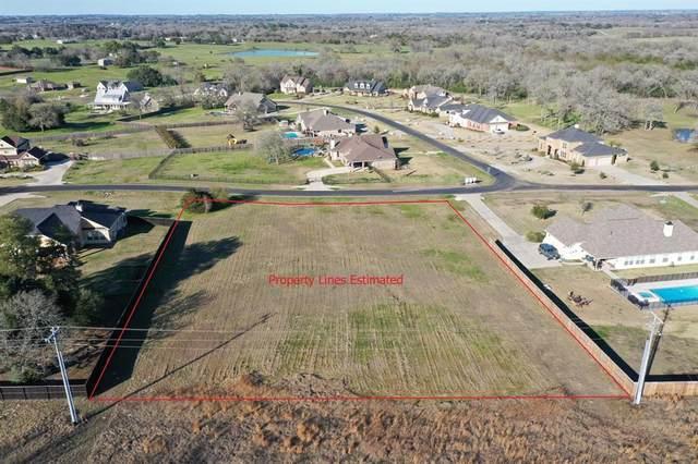 3205 Rolling Ridge Lane, Brenham, TX 77833 (MLS #2295927) :: The SOLD by George Team