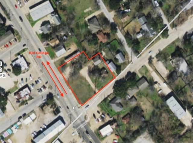 3319 S College Avenue, Bryan, TX 77801 (MLS #22962917) :: The Parodi Team at Realty Associates