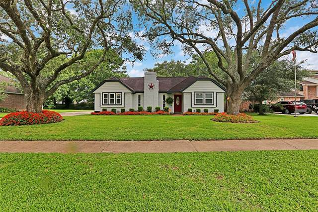 1009 Tipperary Avenue, Friendswood, TX 77546 (MLS #22970397) :: The Bly Team